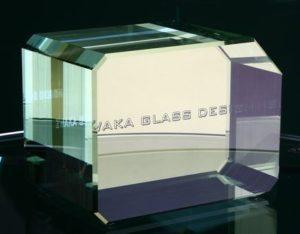 ukosowanie szkła pod różnym kątem